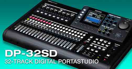 dp-32d  Mixing desk for talking newspapers dp 32d